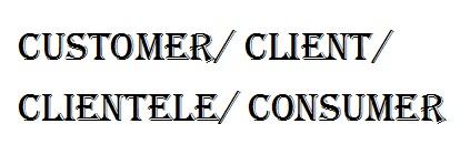 consumer client