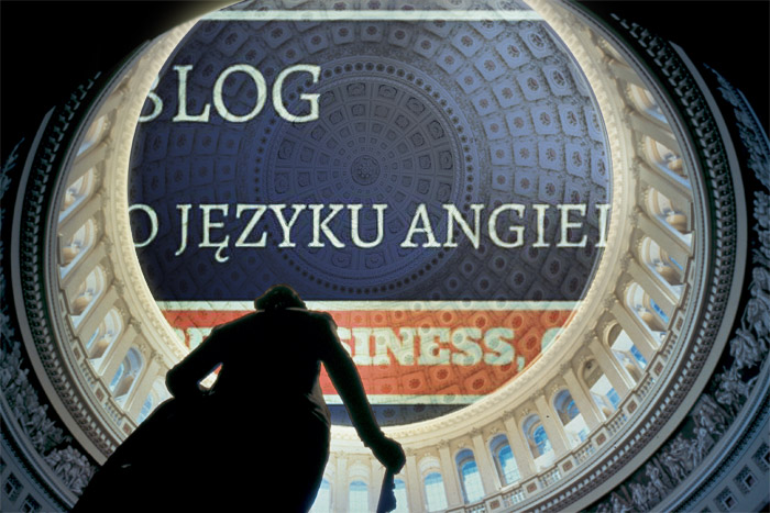 blog w kongresie