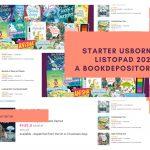 Starter Listopada a Bookdepository
